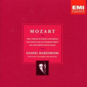 Mozart : Les Concertos pour Piano (Coffret 10 CD)