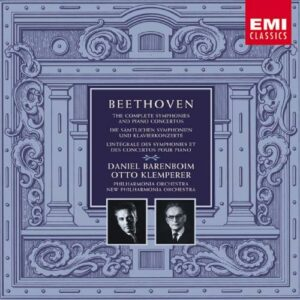 Beethoven : Symphonies & concertos pour piano
