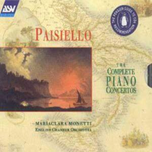 Giovanni Paisiello : Concertos pour piano (Intégrale)