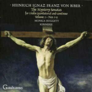 Biber : Sonates du Rosaire vol. 1. Hugget