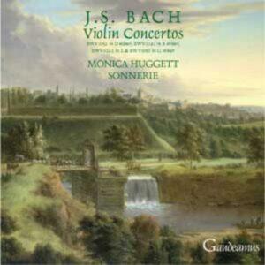 Bach/Huggett : Concertos pour violon