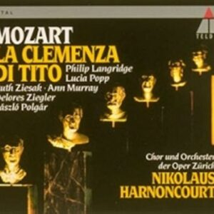 Mozart : La Clémence de Titus