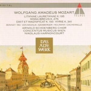Mozart : Litanies de Lorette