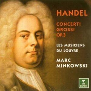 Haendel : Concerti grossi op.3