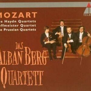 Mozart : Les Deniers Quatuors à cordes nos 14 à 23
