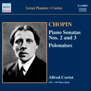 Cortot A. / Chopin : Vol. IV