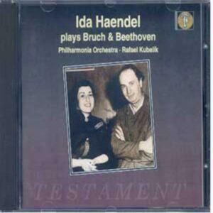Max Bruch - Ludwig van Beethoven : Concertos pour violon