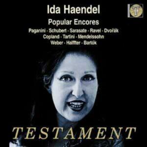 Ida Haendel : Bis célèbres