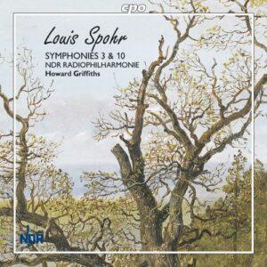 Spohr : Symphonie n° 3 et 10. Griffiths