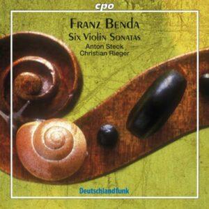 Benda : Six sonates pour violon