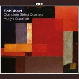 Schubert : Les quatuors à cordes. Quatuor Auryne