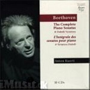 Beethoven : The Complete Piano Sonatas & Diabelli Variations