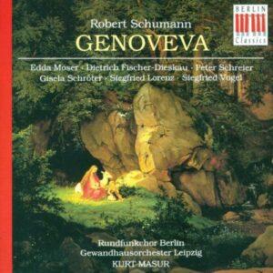 Schumann : Genoveva. Masur.