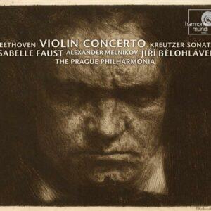 Beethoven : Concerto pour violon. Faust, Belohlavek