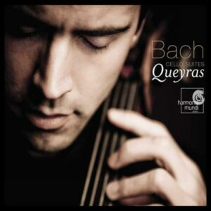 Bach : Les six suites pour violoncelle. Queyras.