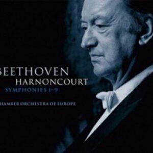 Beethoven : Intégrale des 9 symphonies