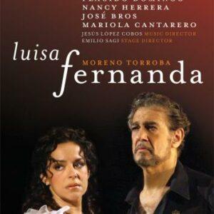 Moreno Torroba : Luisa Fernanda.