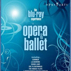 The Blu-Ray experience, Opera & Ballet