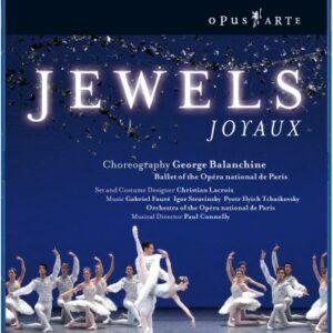 Faure/Stravinsky/Tchaikovsky : Jewels