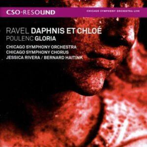 Ravel : Daphnis & Chloé. Haitink.
