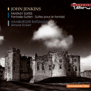 Jenkins : Fantaisies-suites. Eckert.