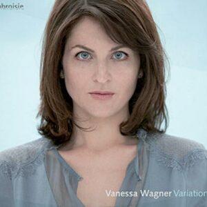 Vanessa Wagner : Variations.