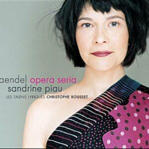 Sandrine Piau - Haendel Opera Seria