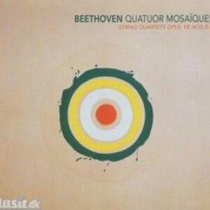 Beethoven : String Quartets Opus 18 Nos. 5 & 6