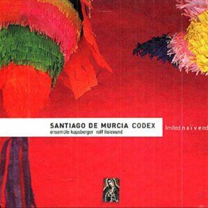 Santiago De Murcia Codex