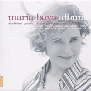 María Bayo Album