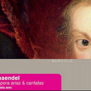 Haendel : María Bayo, Opera Arias & Cantatas