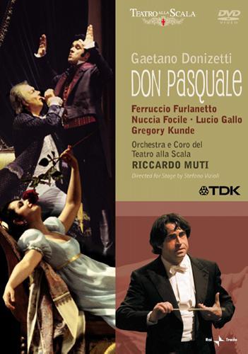 DONIZETTI : Don Pasquale. R. Muti