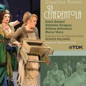 Rossini : Cenerentola. Palumbo