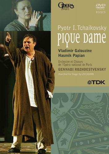 Tchaikovski : La dame de Pique. Rojdestvensky