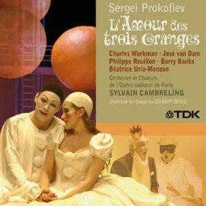 Prokofiev : L'amour des trois oranges