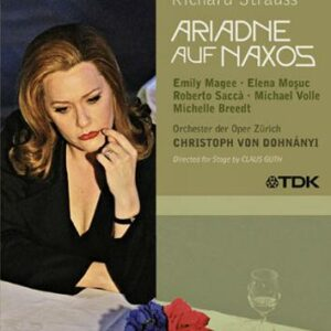 Strauss : Ariane à Naxos. Dohnanyi.