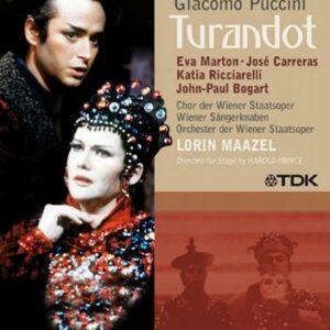 Puccini : Turandot. Marton, Ricciarelli, Maazel.