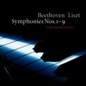 Beethoven/Liszt : Symphonies Nos. 1-9