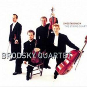 Chostakovitch - Intégrale des quatuors à cordes
