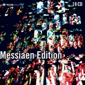 Messiaen Edition.
