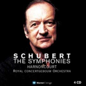 Schubert : L'Intégrale des Symphonies (Coffret 4 CD)