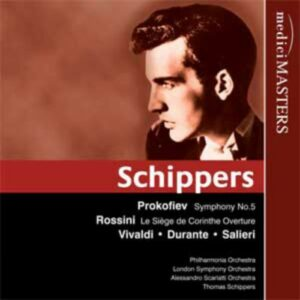 Schippers plays Prokofiev, Rossini, Vivaldi and others