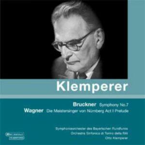 Otto Kemplerer : Bruckner, Wagner.