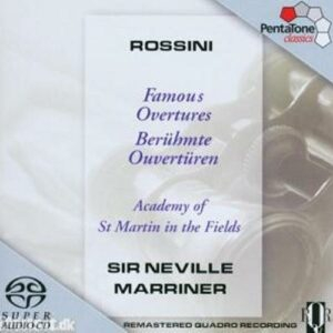 Rossini : Famous Overtures