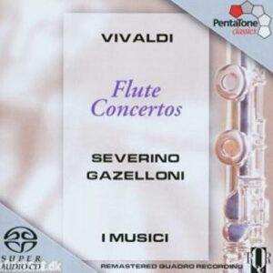 Vivaldi : Flute Concertos