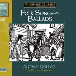 Deller : Folk songs and ballads
