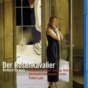 Strauss : Le Chevalier À La Rose (Bd)