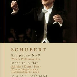 Böhm K. / SCHUBERT : Symphonie n° 9, Messe
