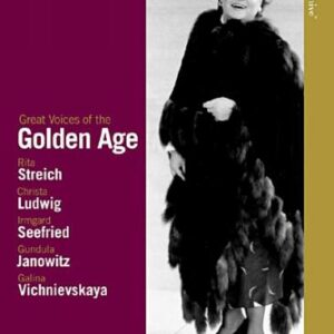The Great voices of the Golden Age. Brück.