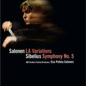 Sibelius : Symphonie n° 5. Salonen.